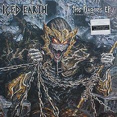 Iced Earth - The Plagues EP 2013 E.P.