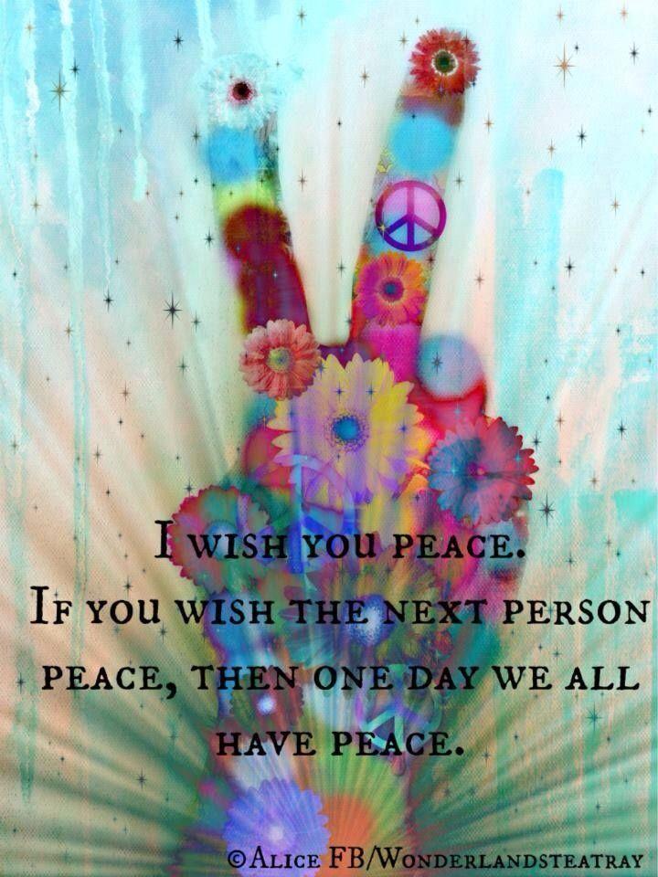 Love, Harmony, World Peace Meditation