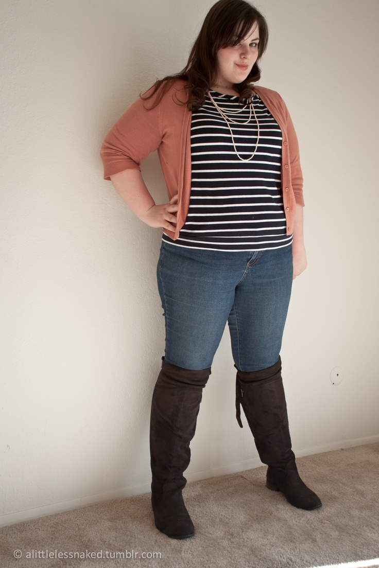 Fat Girl Colors • Valentine's Day Casual