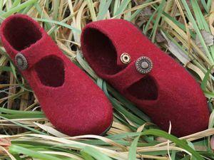 """МК Марины Климчук """"Легкая валяная обувь: туфли, кеды, лофферы, мокасины, ботиночки"""" - Ярмарка Мастеров - ручная работа, handmade"""