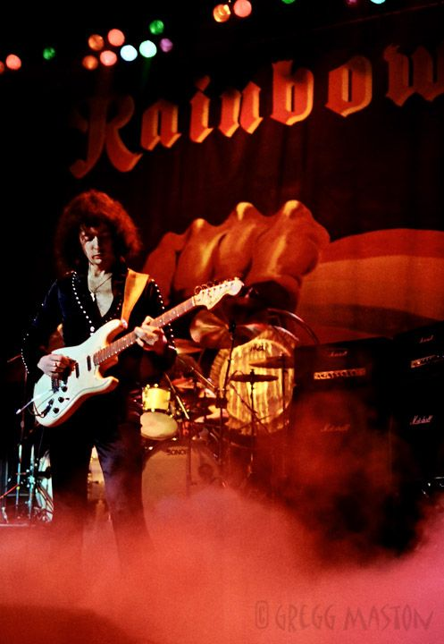 Ritchie Blackmore - Rainbow 1982 | Flickr – Compartilhamento de fotos!