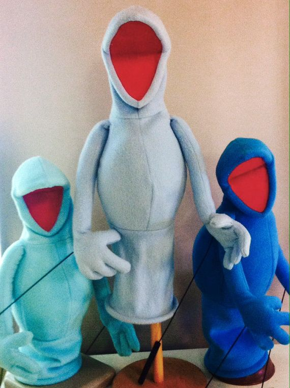 Custom+DIY+Puppet+Custom+Color+Muppet+Style+by+Passion4Puppets,+$95.00