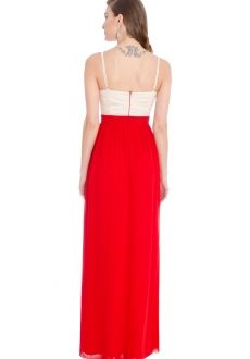 Prom šaty EMBROIDERED MAXI
