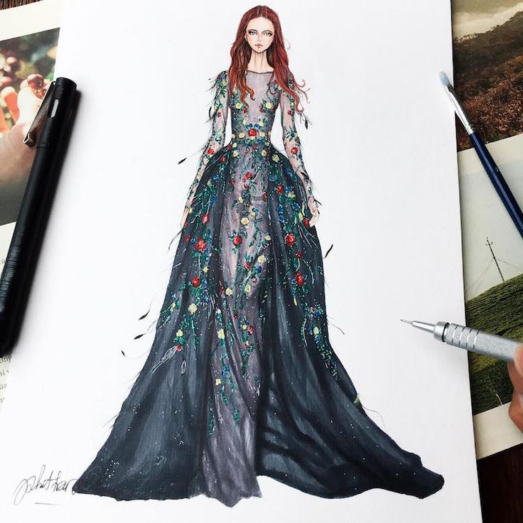Eris Tran Gown Designs