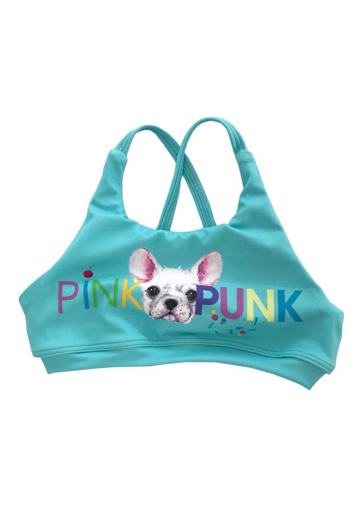 Mini Punk Puppy Party Crop