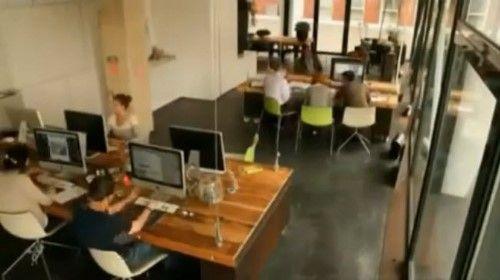 Nooit meer overwerken; het bureau gaat omhoog.