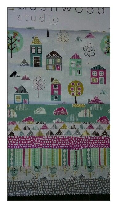 PETIT STREET  Designed by Wendy Kendall For Dashwood Studio