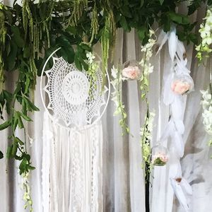 {wedding style} Dream catchers, you make me smile  We have 2 sizes available for hire which can be incorporated into your bridal table backdrop. Beautiful to hang from trees as a photo backdrop or hanging from our bamboo arch in ceremony styling.  gorgeous  and yummy all rolled into one.. #dreamcatcher #wedding #northernbeacheswedding #northshorewedding #copperbeech
