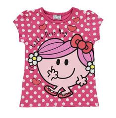 MR MEN & LITTLE MISS ~ Little Miss Hug T-Shirt | LittleGecko