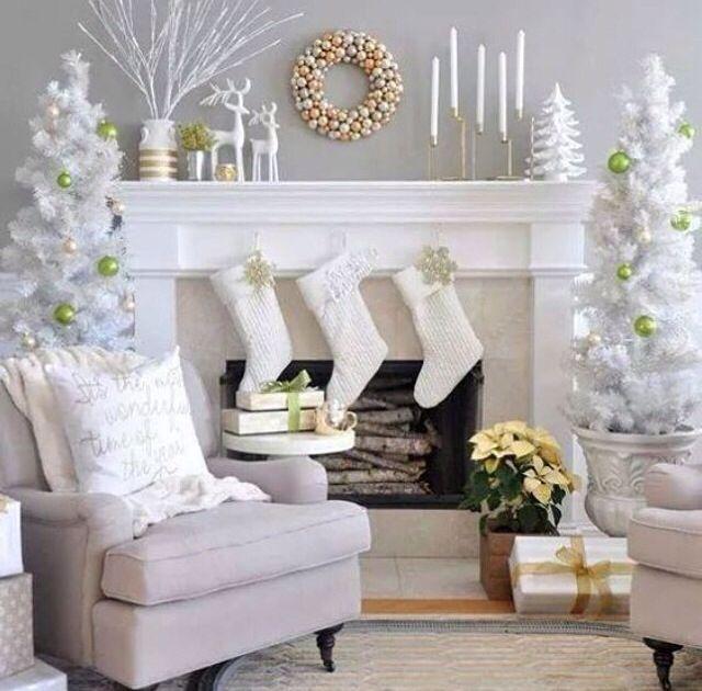 25 unieke idee n over kerst open haard mantels op pinterest kerst mantel decoraties kerst for Huis open haard mantel