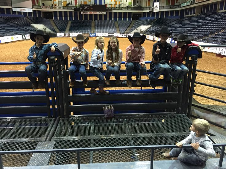 How cute are these kids?! Pictured at the WRCA Championships 2015 https://www.priefert.com/products
