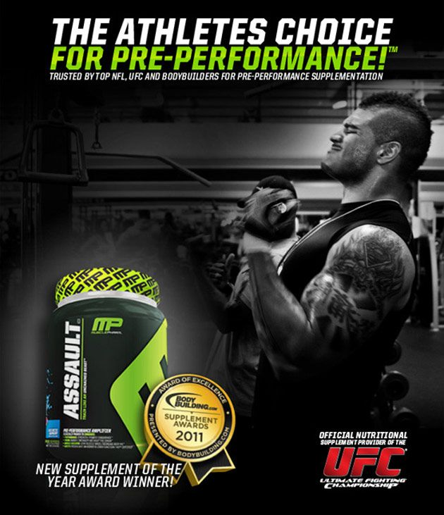 Hands down, the best pre-workout supplement. Way better than N.O. Xplode and I loved that stuff.