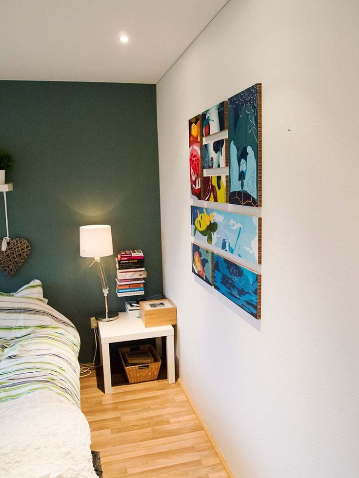 Schildpadden, gemaakt door Fenna Grijpma, kunst aan de muur | Ogu Art, om je slaapkamer enorm op de fleuren! #woonidee #muurkunst