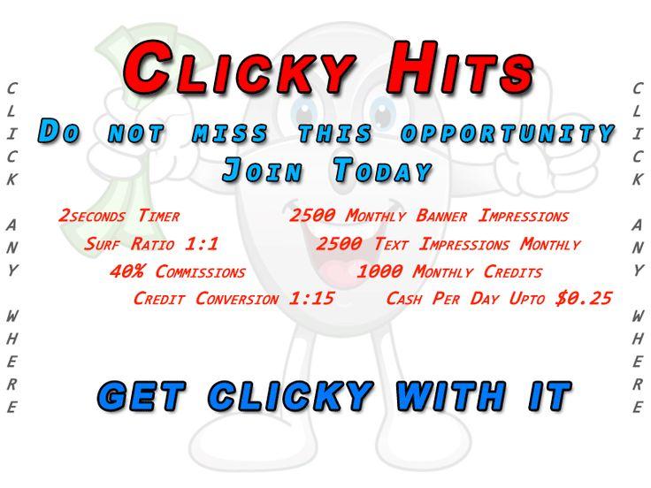 Clicky Offer