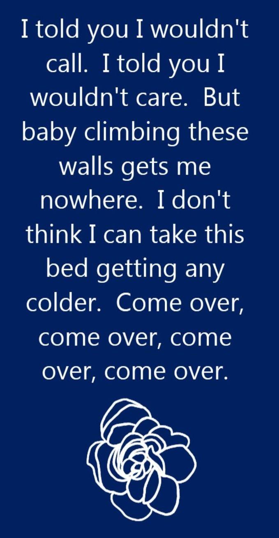 Kenny Chesney - Come Over - song lyrics, song quotes, songs, music lyrics, music quotes, https://www.HeidiSolomon.isagenix.com