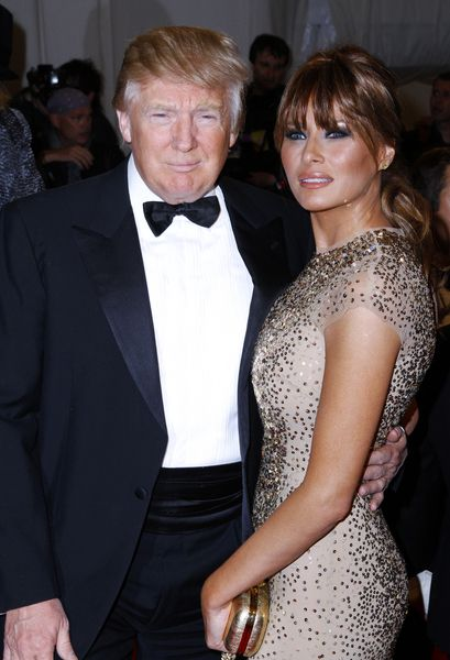 Donald and Melania Trump #DonaldTrumpTalkingDoll