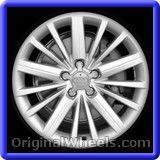 Audi A5 2014 Wheels & Rims Hollander #58861 #Audi #A5 #AudiA5 #2014 #Wheels #Rims #Stock #Factory #Original #OEM #OE #Steel #Alloy #Used