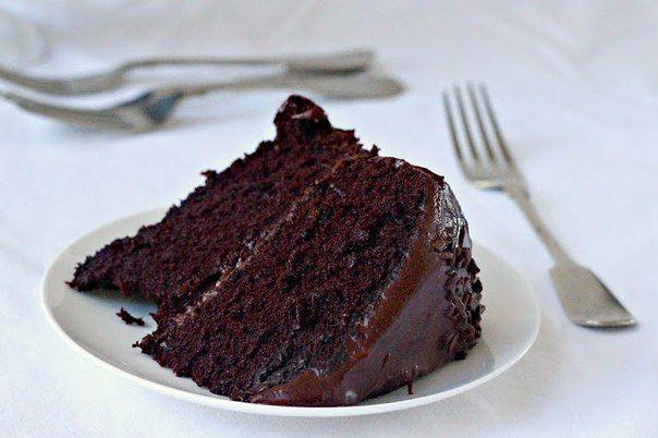 Шоколаднейший из всех тортов » Кулинарные рецепты