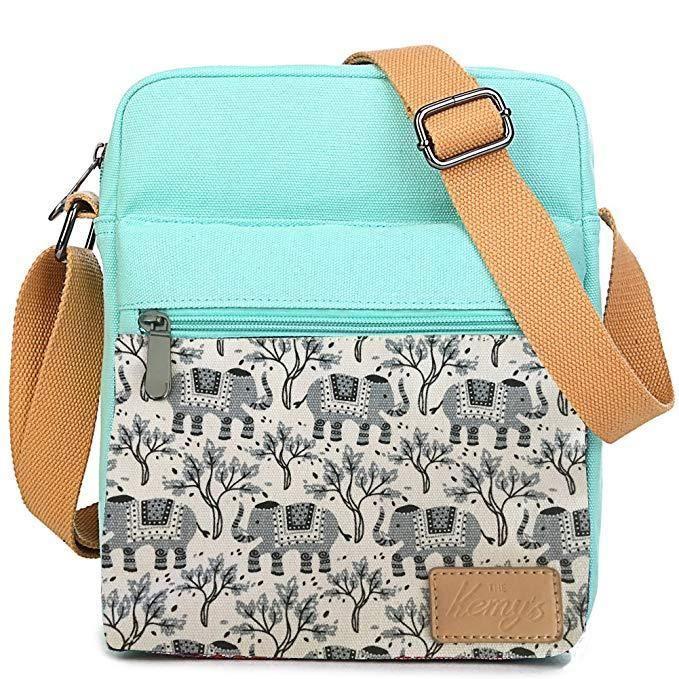 Women Crossbody Bag Dance Panda Messenger Bag Backpack Rucksack Functional Travel Casual Purses