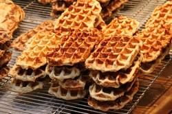 These Belgian waffles are the best tasting waffles around. This recipe is consistent with the European texture and flavor I crave since my first real Belgian waffle experience.
