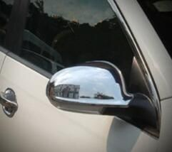 ==> [Free Shipping] Buy Best High quality ABS chrome 2pcs side Door Mirror protection Cover For Volkswagen Sagitar/Jetta 2006-2011 Online with LOWEST Price | 473798167