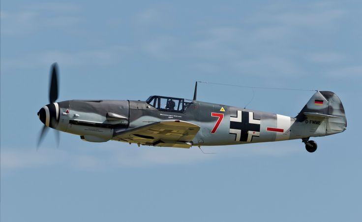 Messerschmitt Bf.109-G4