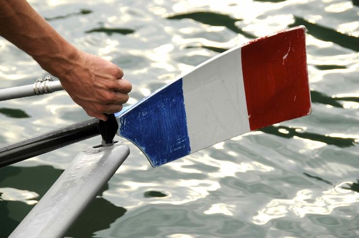Sélection Equipe de France d'aviron - championnat du monde 2011