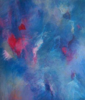 #original abstract painting on canvas #mirjamrinkel