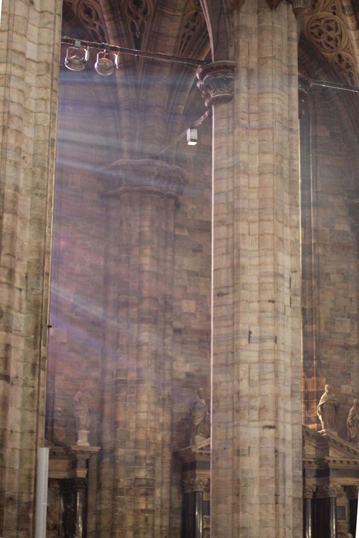 Duomo di Milano - Sunlight   Flickr - Photo Sharing!