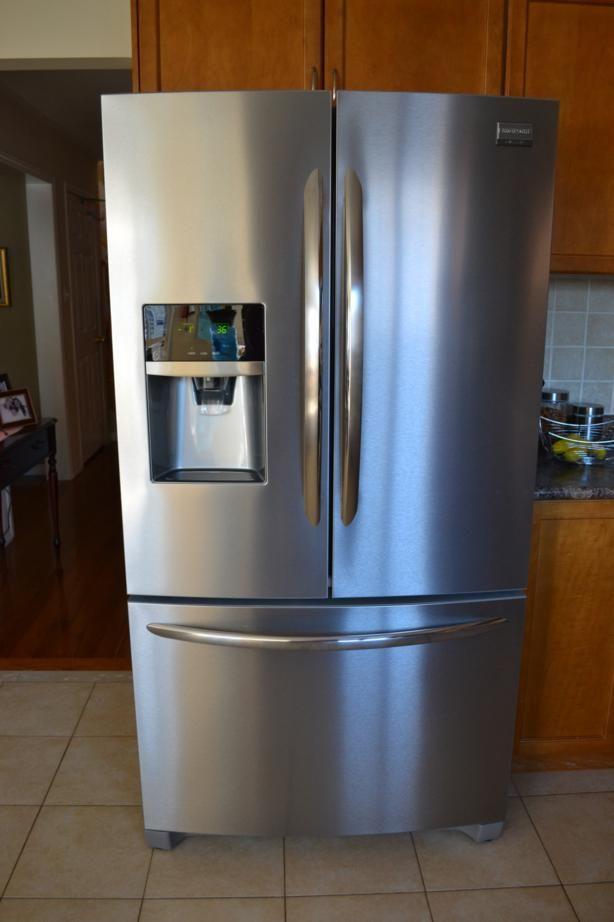 Frigidaire French Door Bottom Mount Refrigerator Ideas