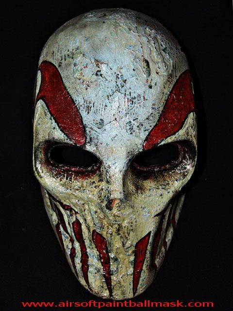 Army Of Two Masks Rios Images & Pictures - Becuo | airsoft ...