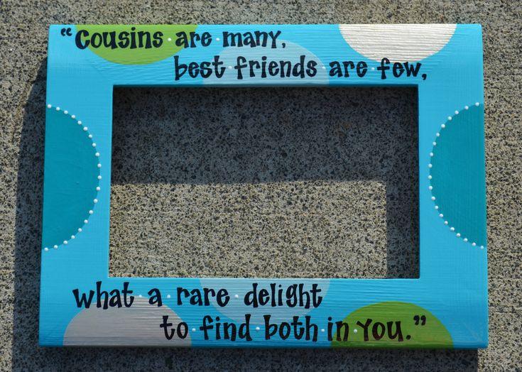 17 Best Cousin Quotes On Pinterest