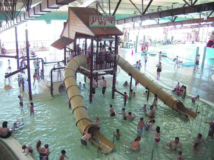 These 7 Water Parks In Colorado Are Pure Bliss For Anyone