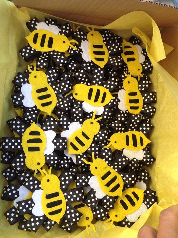 Bumble Bee Baby Shower Theme Corsage 12pcs By FantastikCreations 2000