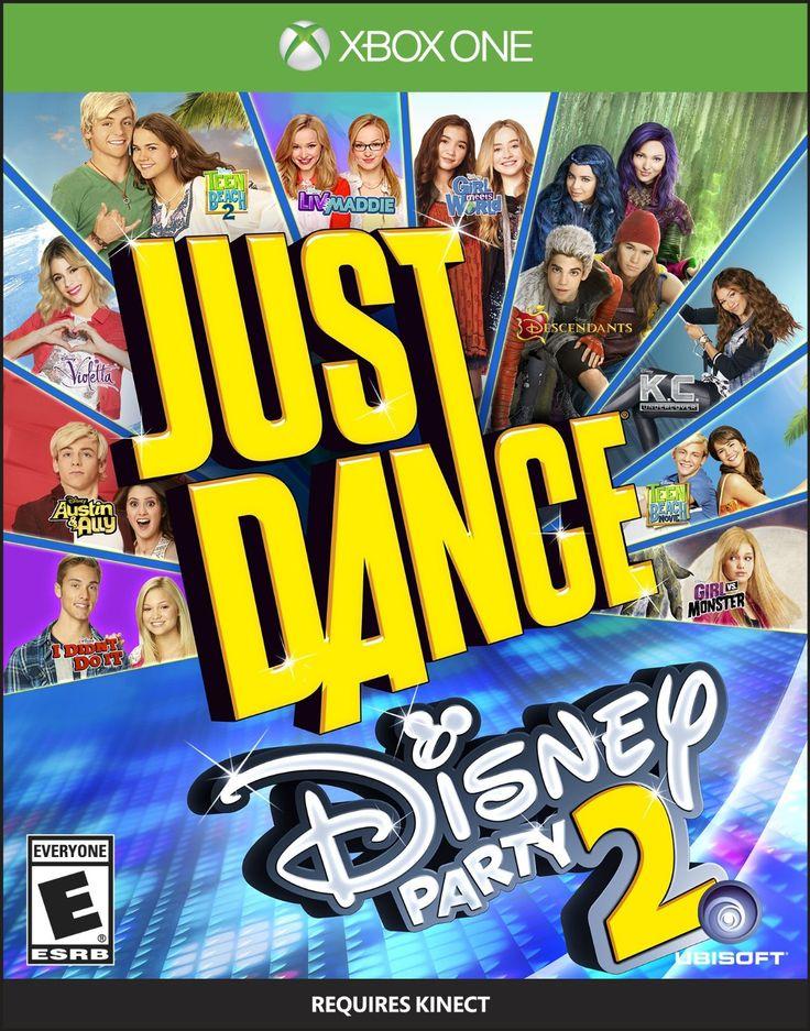 Just Dance y Disney están juntos de nuevo, con el mejor juego de baile para toda la familia con la música más conocida de los programas y películas Disney cannel. Baila como las estrellas más populares del mundo Disney. Con una gran selección de las canciones favoritas de la familia, bailes divertidos y amigable para todos. Baila junto con la familia y amigos al ritmo Just Dance Disney Party 2.