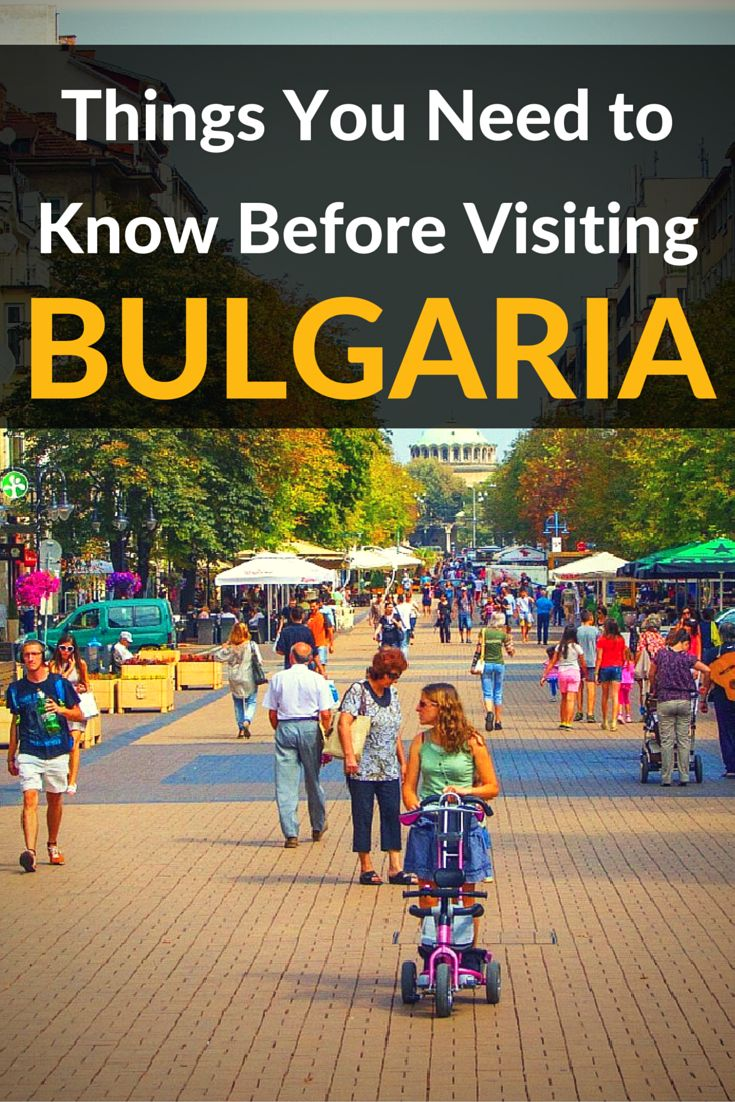 So you're planning to visit Bulgaria soon? Great, because you are going to have an amazing time. However, Bulgaria is one of the most undiscovered and unpopular countries to travel. That's why you need to be prepared and what better way to learn about a destination than from the local experts.  Check out what some of the best local travel bloggers say about the most important things you need to know before visiting Bulgaria.