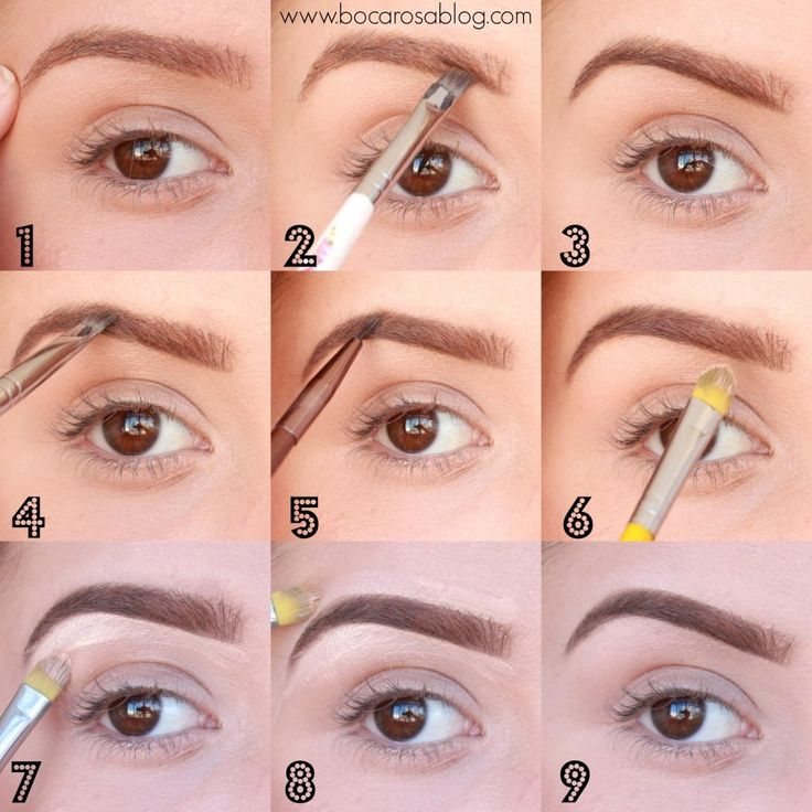 Como deixar suas sobrancelhas perfeitas (super truque). | Boca Rosa