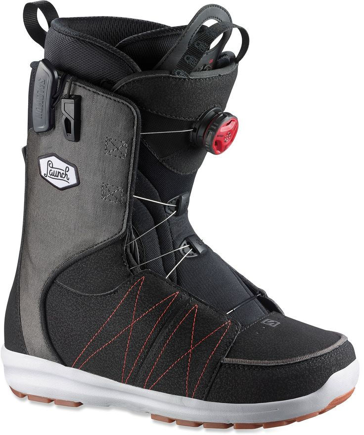 Salomon Male Launch Boa Str8jkt Snowboard Boots