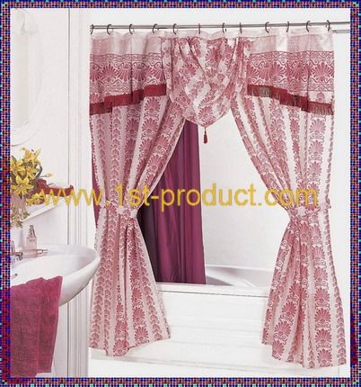Shower Curtains With Valance - Bing Images - 94 Best Shower Curtains Images On Pinterest Bathroom Ideas