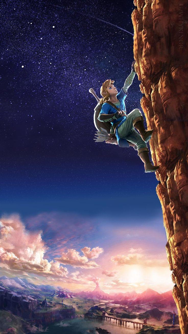 #wallpaper #breath #mobile #zelda #imgur #wild  – Legend of Zelda