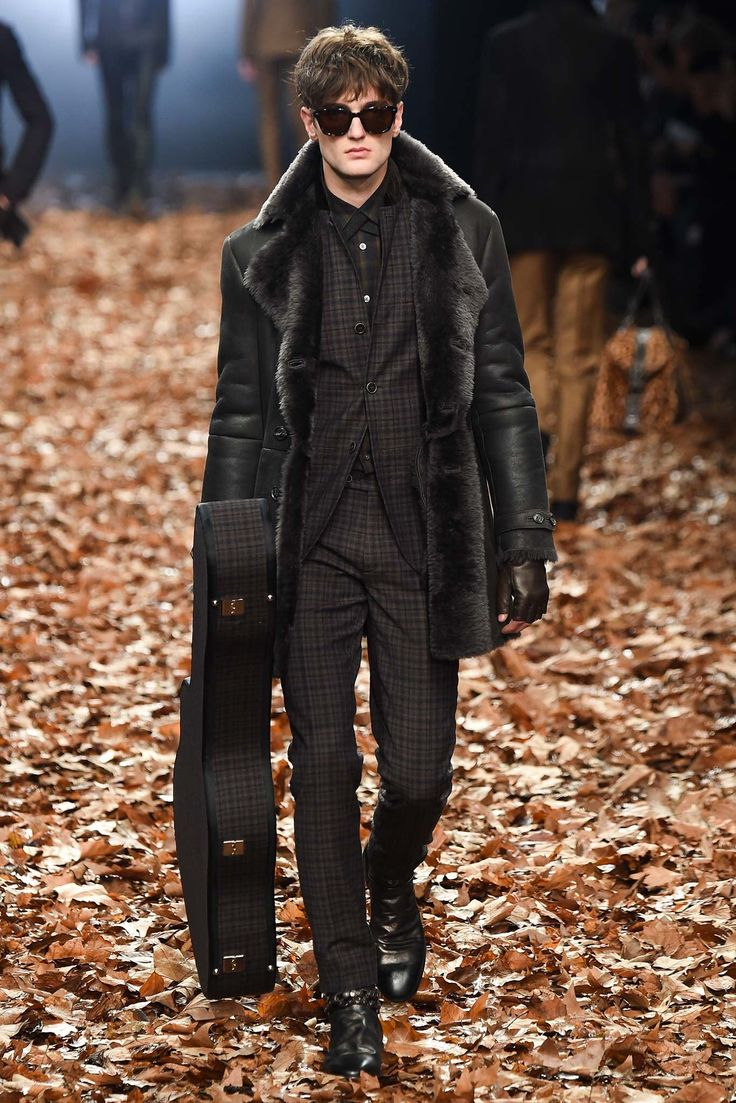 John Varvatos Fall 2015 Menswear Fashion Show Collection