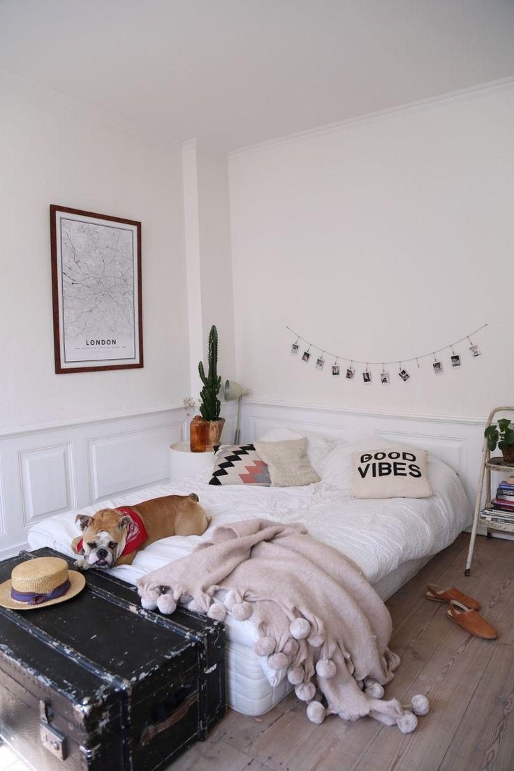 106 best apt. ideas images on Pinterest | Bedroom ideas, Boho room ...