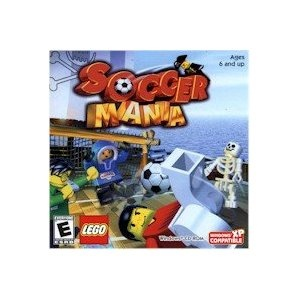 New Lego Lego Soccer Mania Compatible With Windows 98/Me/2000/Xp [Electronics]