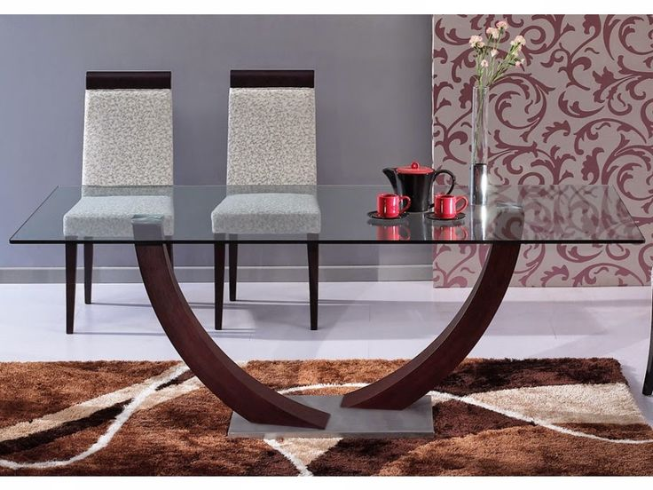 17 best ideas about mesas de comedor modernas on pinterest - Mesas de salon extensibles modernas ...