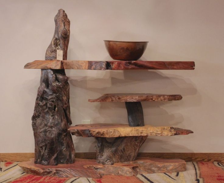 Modern rustic furniture