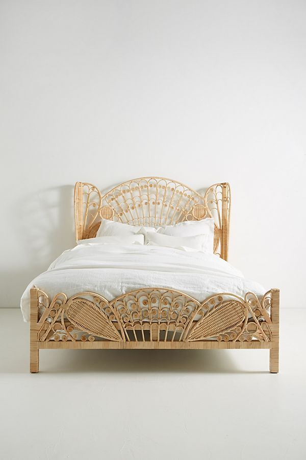 Kinsella Rattan Bed Rattan Bed Rattan Bedroom Furniture