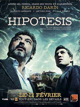 """Gagnez des places de ciné pour aller voir """"Hipótesis"""" avec Ricardo Darin #cinema #concours"""