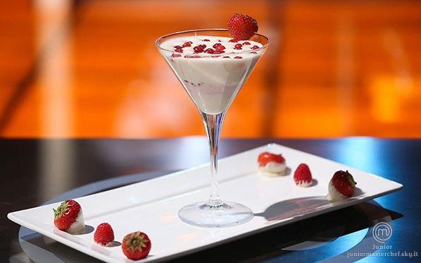 Cocktail di frutti rossi di Vittoria