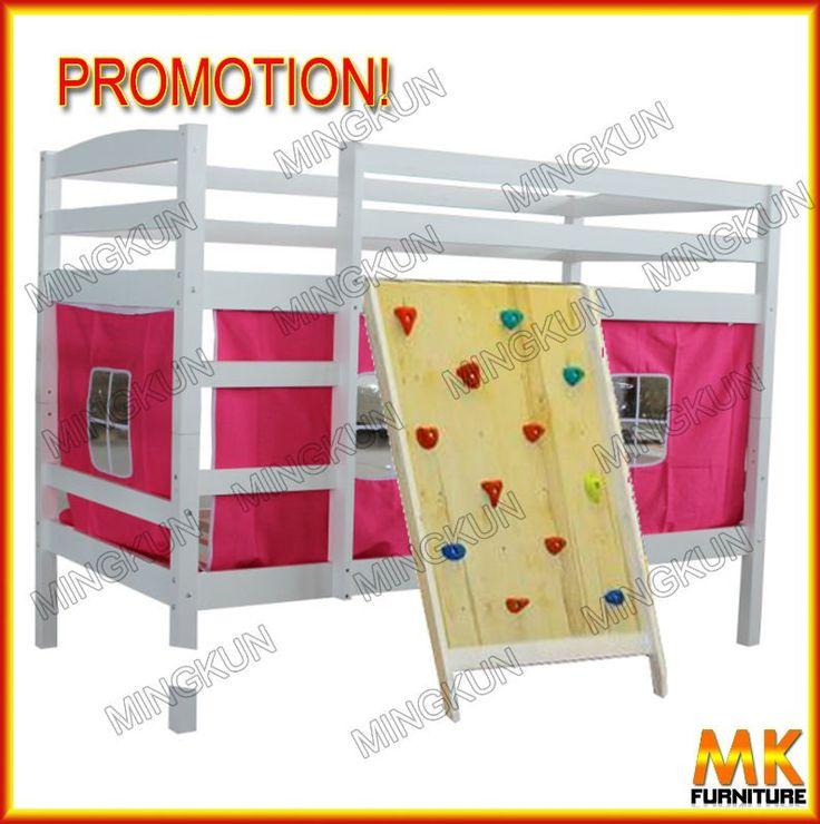 Climbing bed