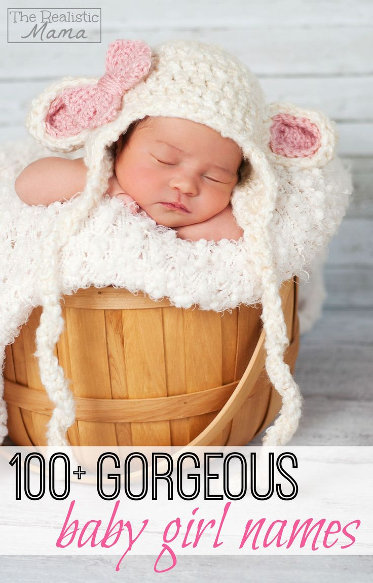 Over 100 Gorgeous Baby Girl Names
